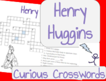 Henry Huggins- Worksheet