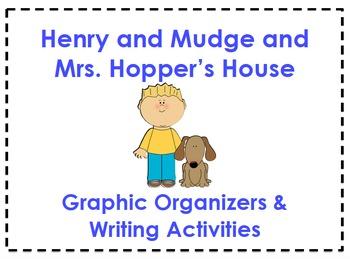 Henry & Mudge & Mrs. Hopper's House Organizers  (Reading S