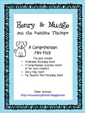 Henry & Mudge and the Bedtime Thumps