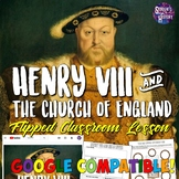 Henry VIII, His 6 Wives, and the Church of England PowerPoint