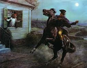 Henry Wadsworth Longfellow - Paul Revere's Ride