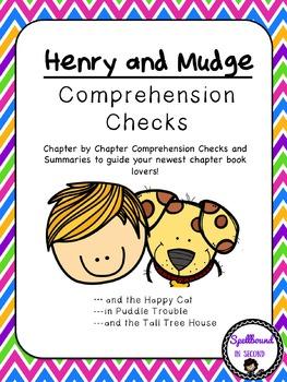 Henry and Mudge Comprehension Checks