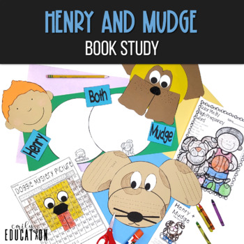 Henry and Mudge: The First Book (also aligns with Journeys 2nd)