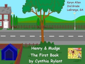 Henry and Mudge: The First Book Vocabulary