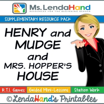 Reading Street, HENRY AND MUDGE AND MRS. HOPPER'S HOUSE,