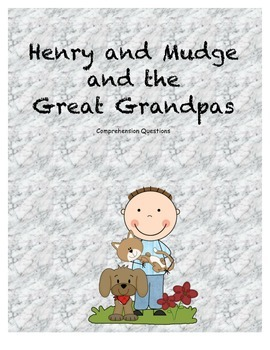 Henry and Mudge and the Grandpas