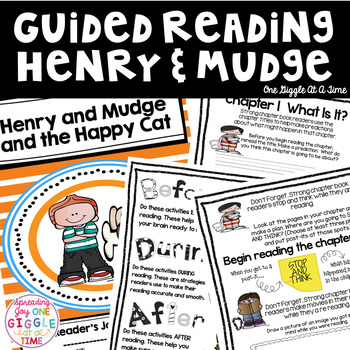 Henry and Mudge and the Happy Cat Reader's Jottings Journal