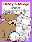 Henry and Mudge and the Snowman Plan Novel Study
