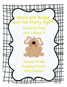 Henry and Mudge and the Starry Night, Reading Street Unit