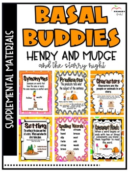 Henry and Mudge and the Starry Night -Reading Street(2013)