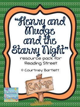"""Henry and Mudge and the Starry Night"" (resources for Read"