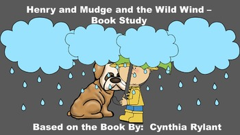 Henry and Mudge and the Wild Wind - Book Study