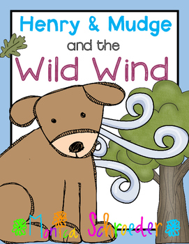 Henry and Mudge and the Wild Wind Novel Study