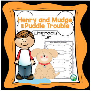 Henry and Mudge in Puddle Trouble - Literacy Fun!