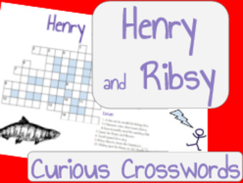 Henry and Ribsy- Worksheet