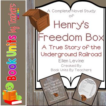 Henry's Freedom Box: A True Story From The Underground Rai