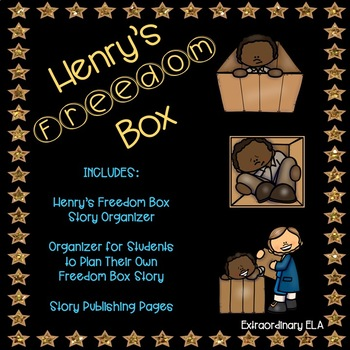 Henry's Freedom Box Summary and Writing Template