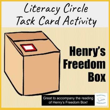 Henry's Freedom Box Ellen Levine Task Flash Literacy Circl