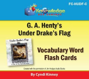 Henty's Historical Novel:  Under Drake's Flag Vocabulary F