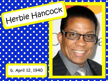 Herbie Hancock: Musician in the Spotlight