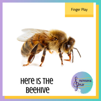 Here Is The Beehive Fingerplay