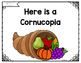Here is a Cornucopia Student and Teacher Reader