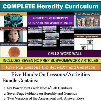 Heredity Unit