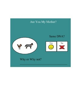 Heredity and DNA Smartboard Lesson