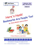 Heres Hank 1- Bookmarks are People Too! by Henry Winkler &