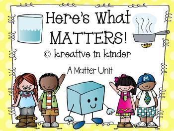 Matter!