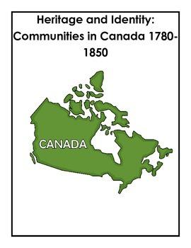 Complete Grade 3 Ontario Social Studies Inquiry-Based Unit