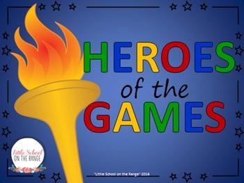 Olympic Heroes Presentation