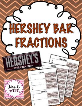 Hershey Bar Fractions