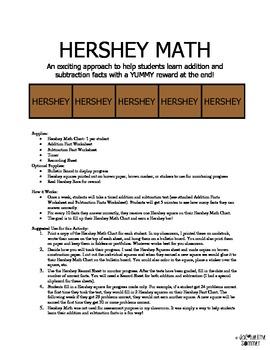Hershey Math Facts