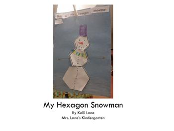 Hexagon Snowman
