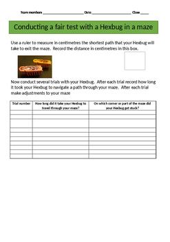 Hexbug Challenge