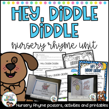 Hey Diddle Diddle: Nursery Rhyme Pack