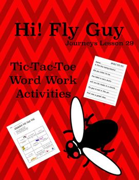 Hi! Fly Guy Journeys Lesson 29