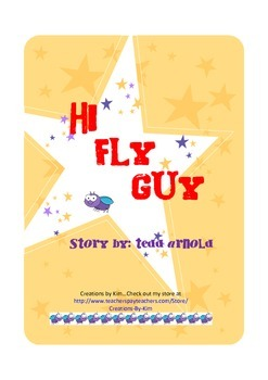 Hi Fly Guy Reader's Theater, Journeys 1.6, Common Core Aligned