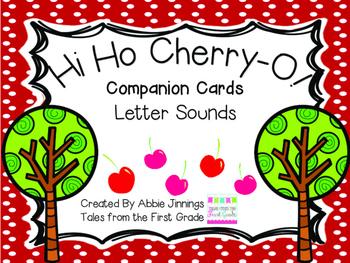 Hi Ho Cherry-O - Letter Sounds