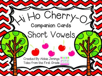 Hi Ho Cherry-O - Short Vowel
