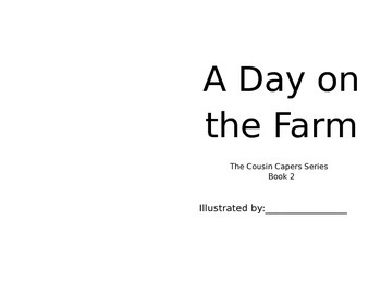Hi Lo Reader for Spring: A Day on the Farm