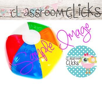 Beach Ball Image_75: Hi Res Images for Bloggers & Teacherpreneurs