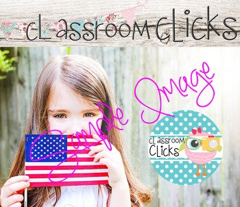 Child with USA Flag Image_34: Hi Res Images for Bloggers &