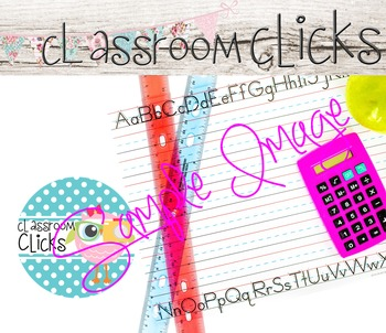 Stylized Back to School Image_59: Hi Res Images for Blogge
