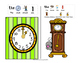 Hickory Dickory Dock Extended Nursery Rhyme, Adapted, Read