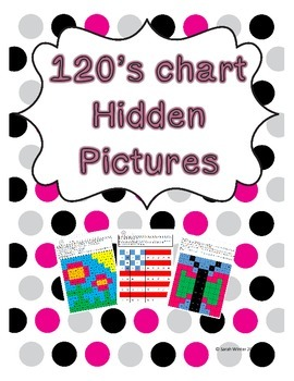 Hidden Pictures 120's Chart Variety Pack