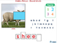 High Frequency Picture Words: Boxed Words - PC Gr. 5-8