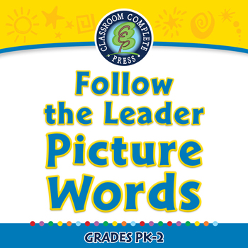 High Frequency Picture Words: Follow the Leader - Picture