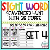 High Frequency QR Code Scavenger Hunt 4